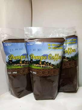 Dempo coffee pagar alam