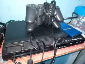 PS 2 slim ori normal