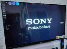 """New Led TV  43"""" Smart Full HD 4K WiFi Screen morning  Warranty  1year"""