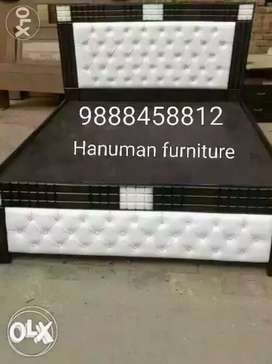 Double bed brand new heqvy