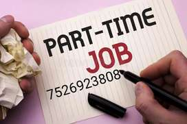 Home based job salary per week available
