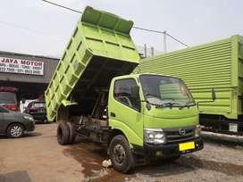 Hino Dutro 130 HD Dump truck 6 Roda 2011