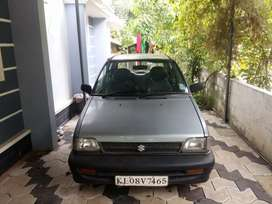 Maruti 800 A/c delux 2002 model good condition for sale
