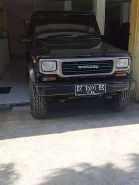Daihatsu Taft GT 4X4 Th 1992 Asli Bali Original