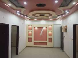 Portion,portion,portion for rent in vip blk of gulshan e iqbal