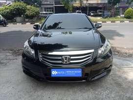 [OLX Autos] Honda Accord 2.4 VTI-L Bensin A/T 2011 Hitam #Merkuri