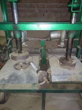 pepar plate  machine