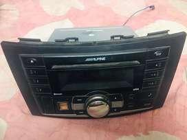 ALPINE MFMB202A Integrated Audio Set with CD/USB/Bluetooth