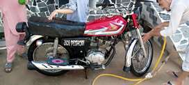 I'LL SELL MY HONDA 125 IN GOOD CONDITION