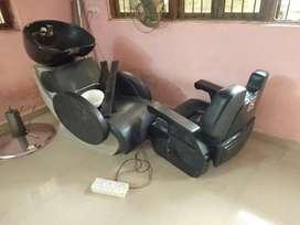 hairwash chair