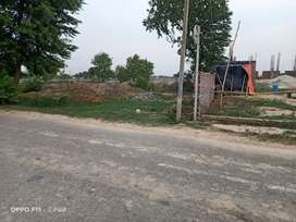 1000yard Commercial plot Rate27Lac.Only On main Dugri Dhandra road Ldh