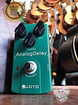 Joyo JF-33 Analog Delay Guitar Effect Pedal