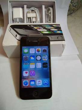Refurbished I phone 4s 16gb cod available from Delhi