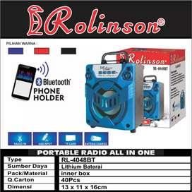 Speaker Radion Portable Rolinson RL 4048 BT