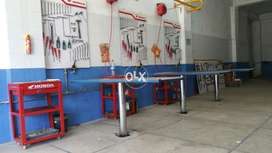 Hydraulic Lift Double Band- for Sale