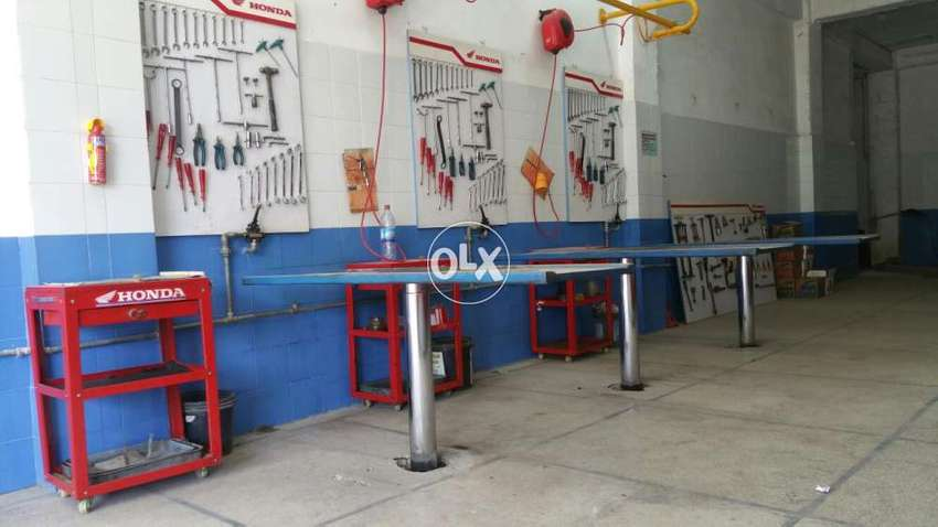 Hydraulic Lift Double Band- for Sale 0