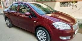 Fiat Linea Dynamic 1.3 MJD, 2009, Diesel