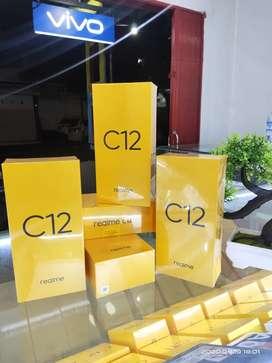 HITZ NEW Realme C12 3/32 Gb Garansi 1thn