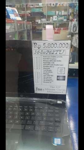 Cicilan tanpa kartu cc Laptop Hp