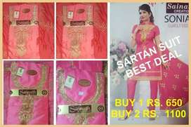 Sartan Suit with Lowest Price