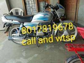 BRAND NEW HARLEY DAVIDSON IN MINT CONDITION