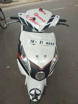 Honda Dio like new and good condition