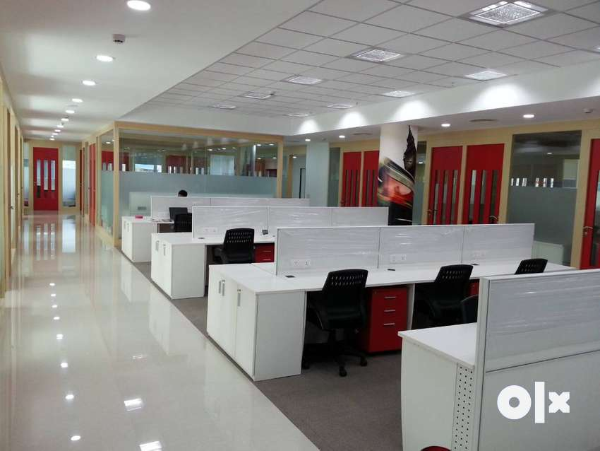40-50 full furnished office space 0