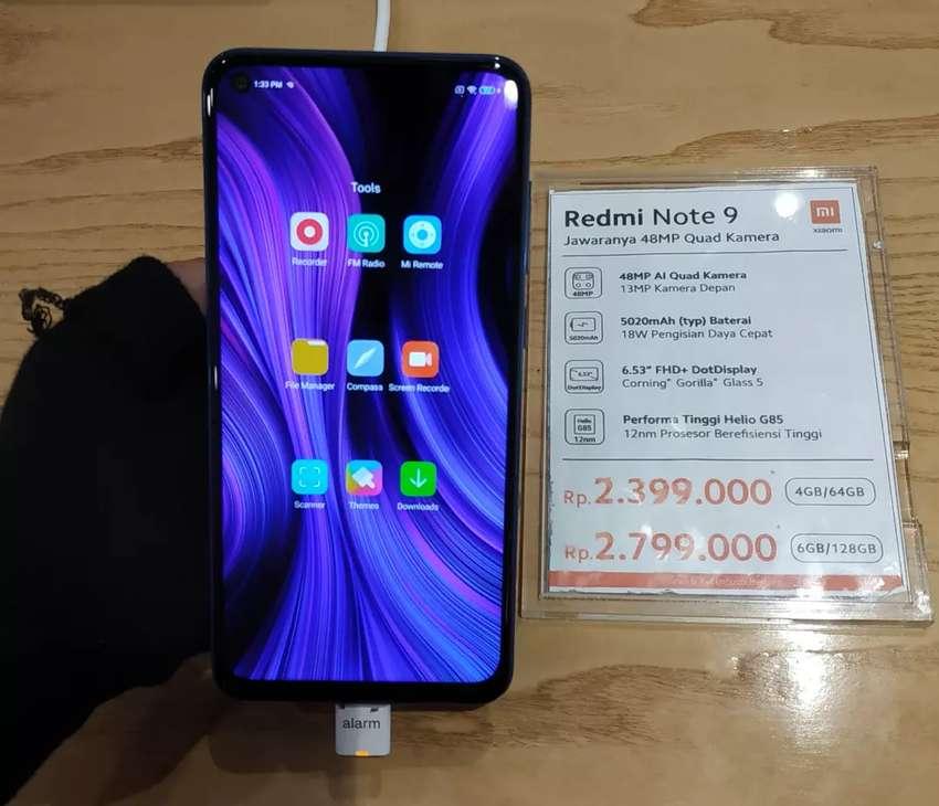 Xiaomi Redmi Note 9 4/64 GB 0