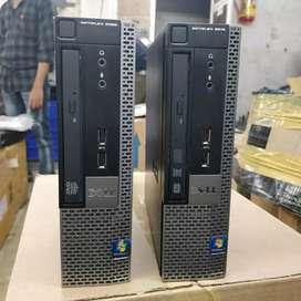DELL/ HP/ LENOVO Core i5 3rd + 2TB HDD +8GB