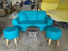 Sofa settamu model meja Corongg