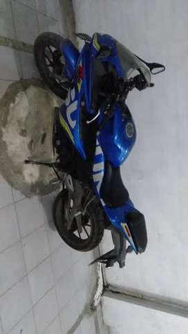 SEPEDA MOTOR SUZUKI GSX R 150 NEGO