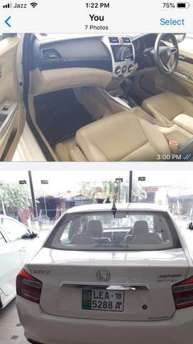 Honda city aspire 1.5 for sale
