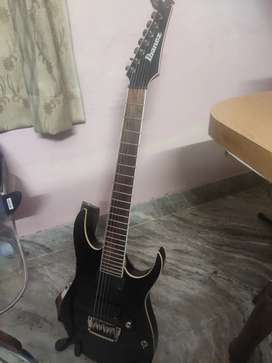Ibanez 7 string electric guitar