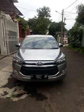 Toyota Innova Reborn 2017 Bensin