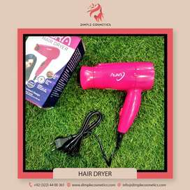 AURA Foldable Professional Hair Dryer