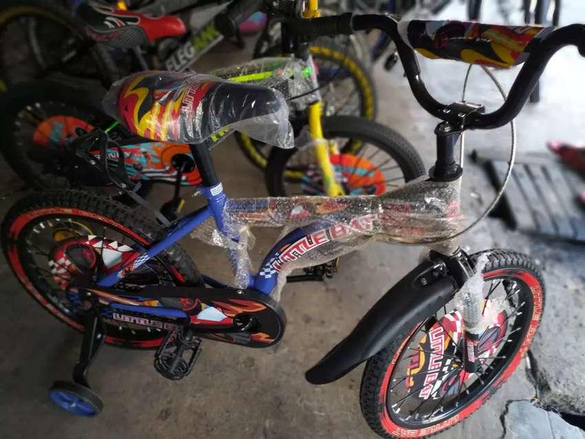 Sepeda Anak Cowo Ukuran 18 0
