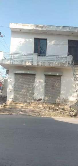 2 shop double story