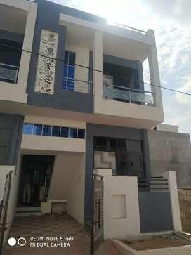 80 gaj  JDA approved villa 3BHK independent villa