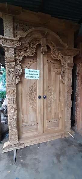 umam cuci gudang pintu gebyok gapuro jendela rumah masjid musholla