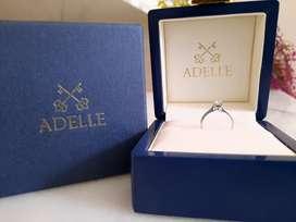Cincin Berlian Adelle Jewellery