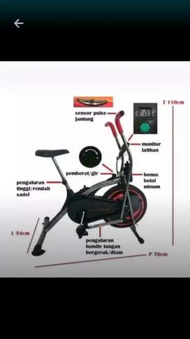 Go sby platinum bike multifungsi