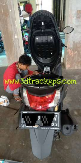 GPS TRACKER REAL TIME TRACKING + PASANG*3DTRACK