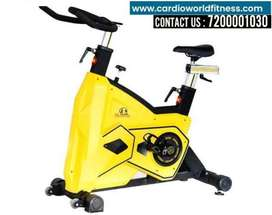 Brand New Commercial Spin Bikes with warranty for 1 year