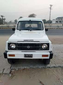 Suzuki photohar Jeep for sale total geniun inner and outer
