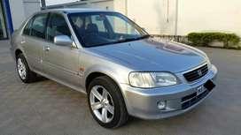 Honda City 1.5 Exi Petrol 2002 Top model