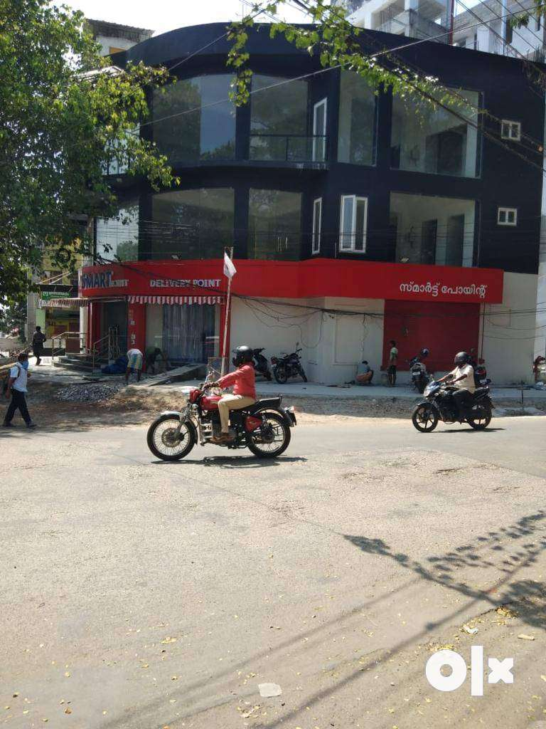 Commercial Corner Plot for Rent - 1750 Sq Ft