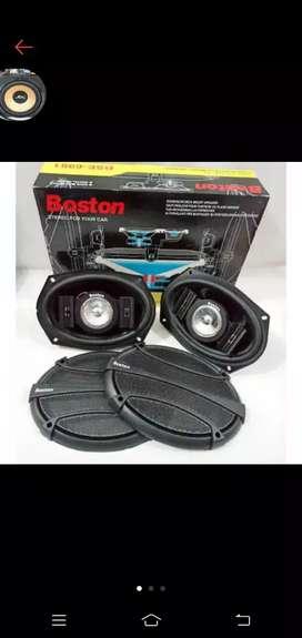 Speaker OVAL BOSTON wenak tanpa power