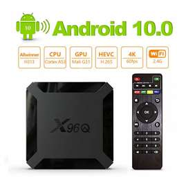 X 96 q android smart tv box
