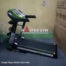 TREADMILL ELEKTRIK - Grosir Alat Fitness - Master Gym Store !! MG#9433