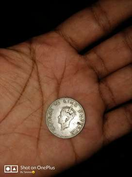 Old coin year 1947